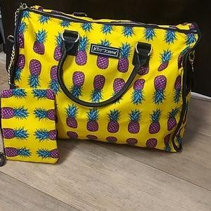 Betsy Johnson Travel Tote Bag